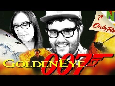 Goldeneye 64 plus Punishment on Head2Head 4Play!