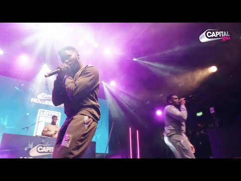 Lotto Boyzz Perform 'No Don' At Capital XTRA Homegrown Live