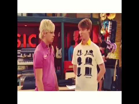 Austin and ally supper funny 😄 video