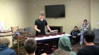 Repeat youtube video Just awesome talent, this kid makes an instrument out of PVC pipe, awesome