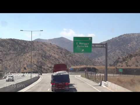 Chile de Un Viaje : De Santiago a Vicuña