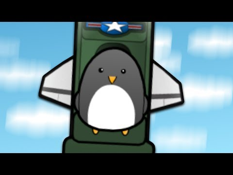 CAN THIS PENGUIN MAKE IT TO SPACE? - Learn to Fly 3