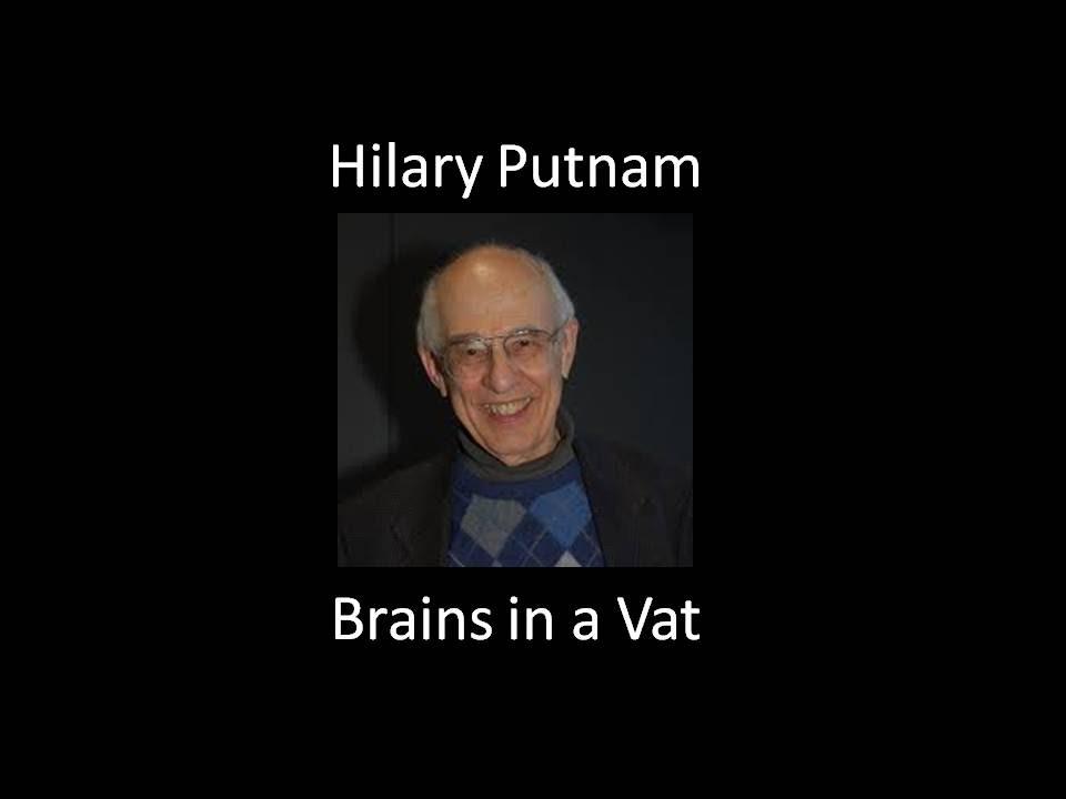 descartes brain in a vat