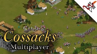 Cossacks: Back to War Multiplayer - 1vs1 Early Rush | Deathmatch [1080p/HD]