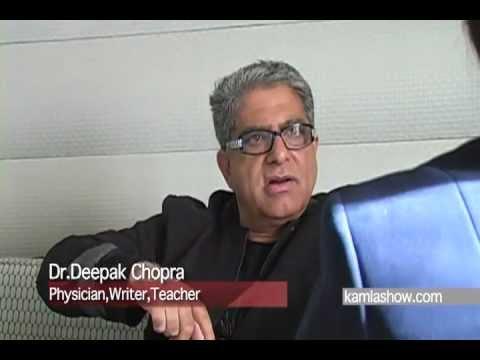 Deepak Chopra Interview