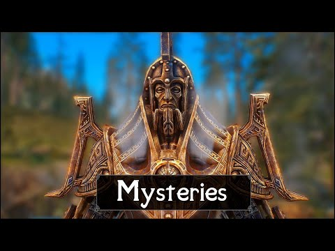 Skyrim: 5 Unsettling Mysteries You May Have Missed in The Elder Scrolls 5 (Part 10) Skyrim Secrets