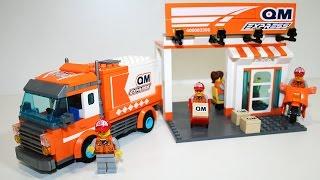 Машинки - Собираем конструктор LEGO - Развивающее видео(Привет,Друзья ! Сегодня у нас супер новинка лего конструктор . Это набор почты в него входит : Лего Машинка..., 2015-10-10T05:30:00.000Z)