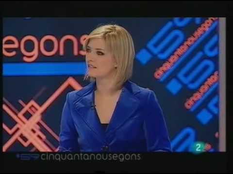Maria Casado En 59 Segons 25 11 08