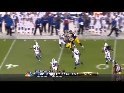 Antonio Brown Highlights 1080p 2010 2011 2012 #SteelersNation Baby