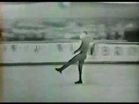Maribel Owen & Dudley Richards - Freeskate US Nationals 1961