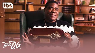The Last OG: Tracy Morgan Receives the Key to Brooklyn | TBS
