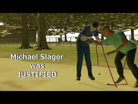 Michael Slager Was Justified