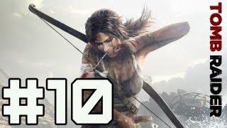 Играем в Tomb Raider - Серия 10 (Одни потери...)