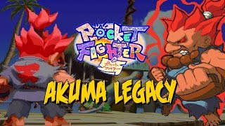 CUTE BUT DEADLY - Akuma Legacy: Pocket Fighter