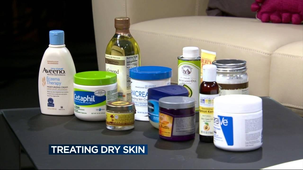 medication for dry skin