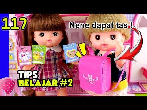 Tips Belajar Ala Rena Bagian 2 - Mainan Boneka Eps 117 S1P13E117 GoDuplo TV