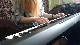 Пьяное солнце - Alekseev (piano cover of Kate Bilous)