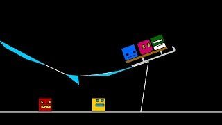Geometry Dash Animation - Teleportation Portal (Part 10)