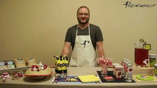 Baby Shower Do It Yourself Crafts - Craft Time with Alan  - Big Dot of Happiness