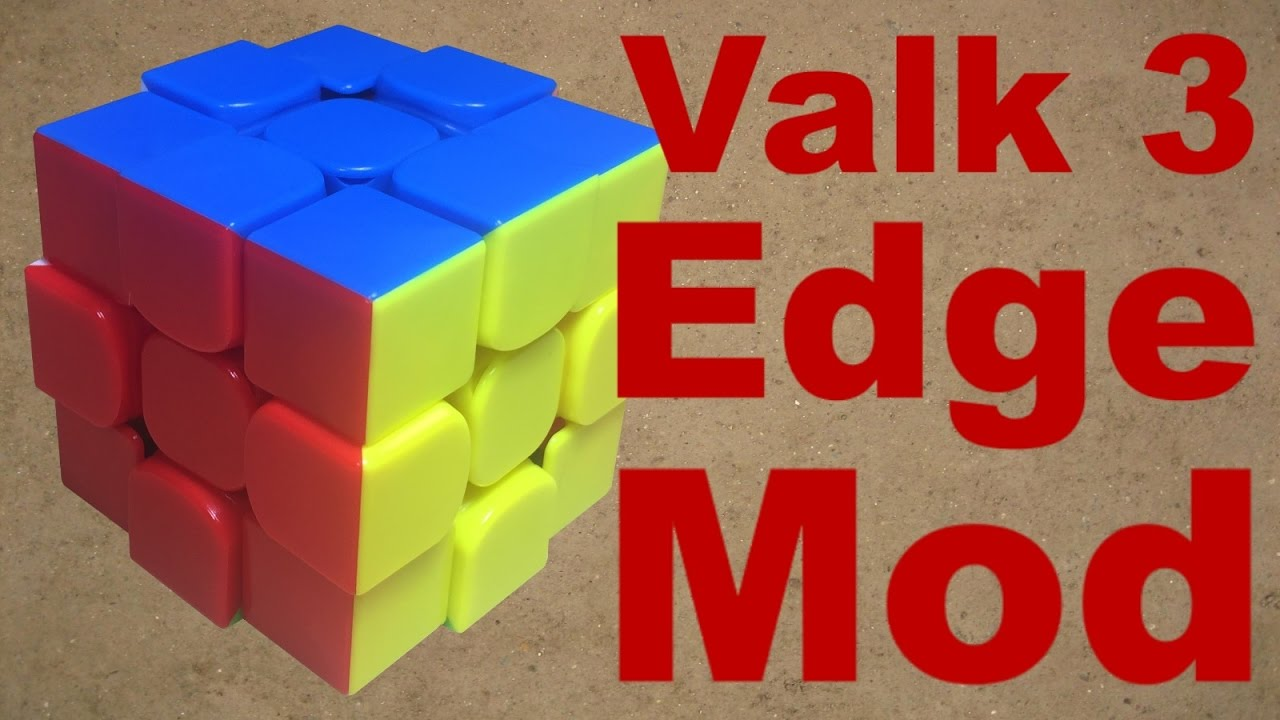 Awesome Valk 3x3 Edge Mod!
