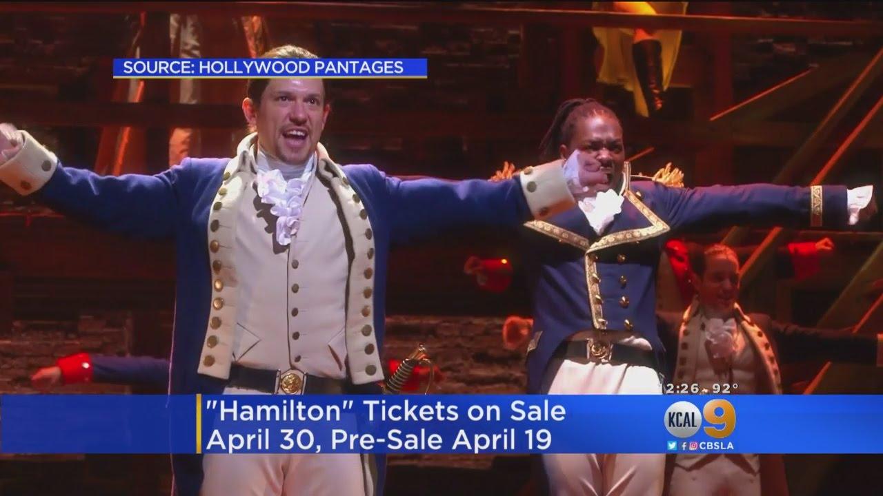 LA Theater Review: 'Hamilton' at Hollywood Pantages