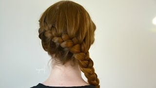 American Girl Katniss Hairstyle ~ #TeamAGLife