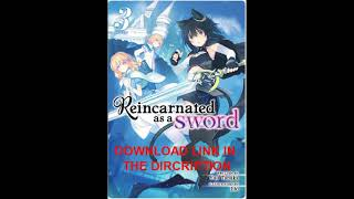 Reincarnated as a Sword  Volume 3  Light Novel  Audiobook