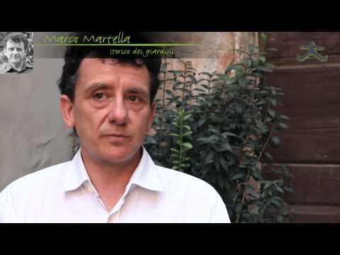 La filosofia del giardino - un'intervista con Marco Martella
