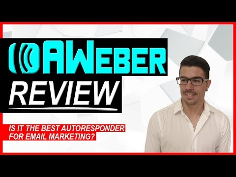 Aweber Review - Is It The Best Autoresponder For Email Marketing?