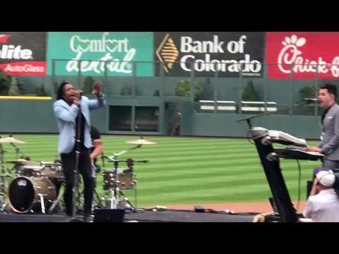 Newsboys - God's NOT Dead - Coors field HD Front Row
