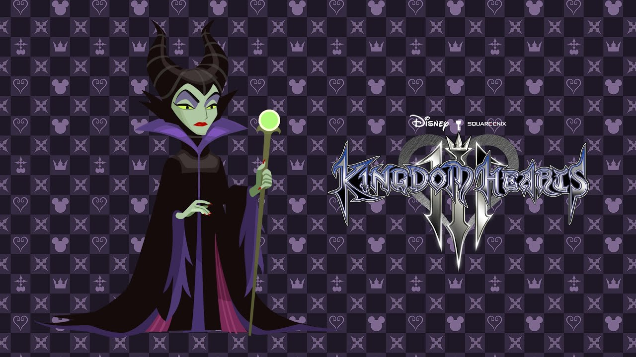 Kingdom Hearts 3 Imagined ~ Squirming Darkness - Maleficent and Disney Boss Fight Music