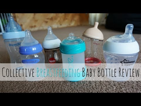 Download Youtube: Collective Breastfeeding Baby Bottle Review