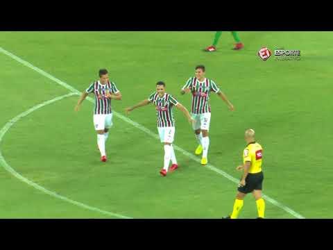 Melhores Momentos - Fluminense 5 x 0 Salgueiro - Copa do Brasil (15/02/2018)