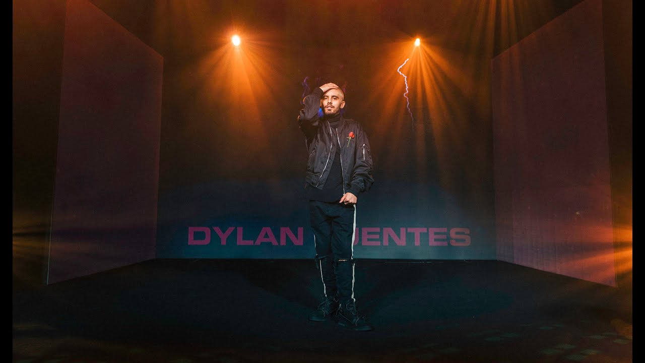 MENTE - DYLAN FUENTES (LIVE SERIES)
