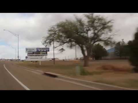 Wind Turbine in Tucumcari, New Mexico