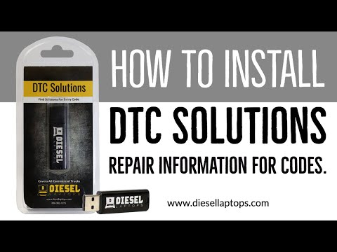 DTC Solutions Installation and Registration