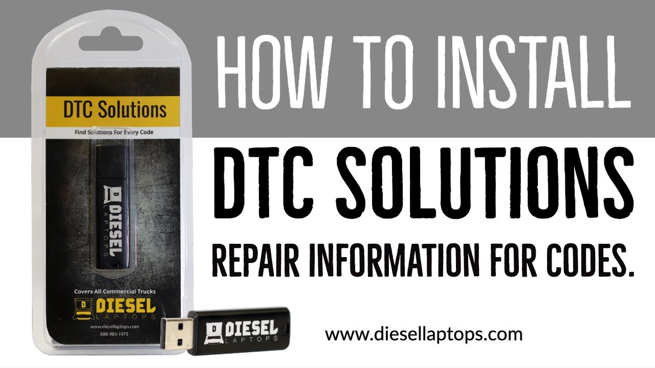 DTC Solutions - Repair solutions for codes!