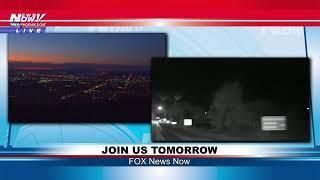 FNN: Storm chasing across Oklahoma, Texas; Summer driving dangers congressional hearing