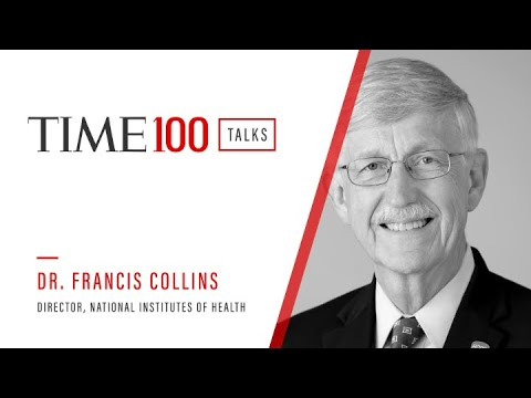 Dr. Francis Collins | TIME100 Talks