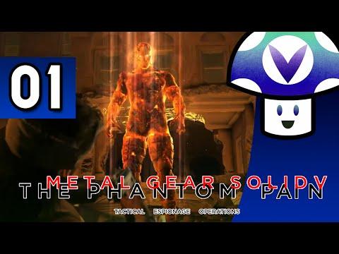 [Vinesauce] Vinny - Metal Gear Solid V: The Phantom Pain (part 1) + Art!