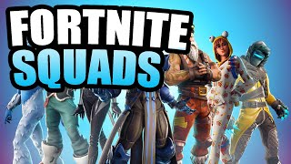 #1| Fortnite Squads/Wagers | Angry Wogs - GIVEAWAY AT 50 SUBS!