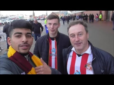 ROBBED ON BOXING DAY! (SUNDERLAND VS BRADFORD)