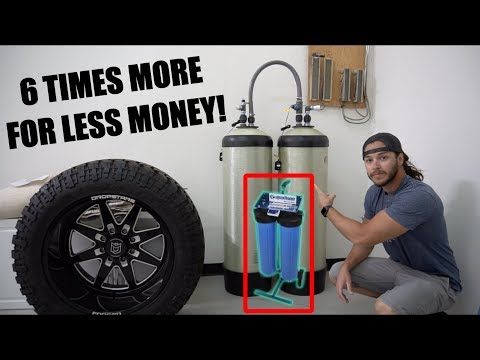 THIS SPOTLESS WASH SYSTEM IS CHEAPER AND BETTER THAN CONSUMER ONE!