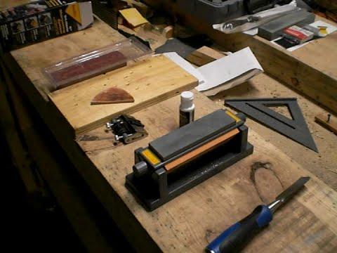 Stanley Chisel Sharpening Kit