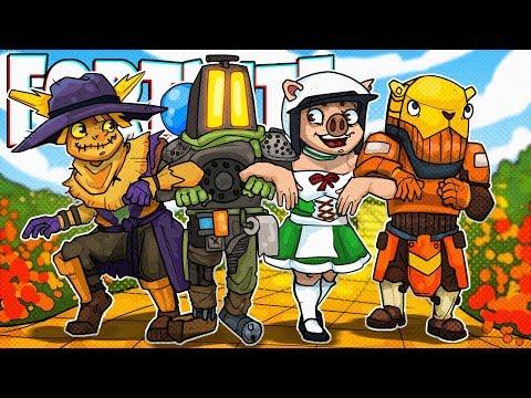 The Wizard of Oz - Yellow Brick Road Challenge!