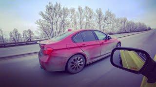 МЕНЯЕМ СТИЛЬ НА BMW F30! КИТАЙСКАЯ ПЛЁНКА С АЛИ ЭКСПРЕСС