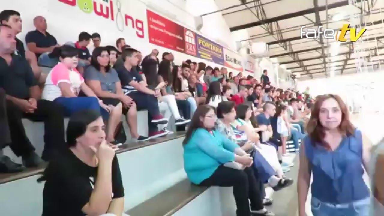 Andebol :: 01J :: Fafe - 25 x Sporting - 36 de 2015/2016
