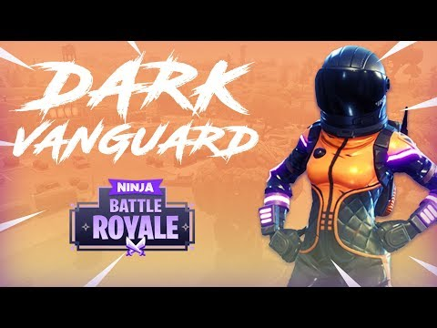 Dark Vanguard! - Fortnite Battle Royale Gameplay - Ninja