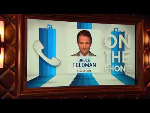 FOX College Football Analyst Bruce Feldman  on Yesterday's NCAA Recruitment - 12/21/17