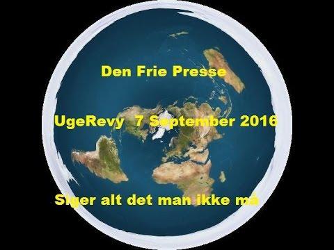 Den Frie Presse UgeRevy 7 September 2016